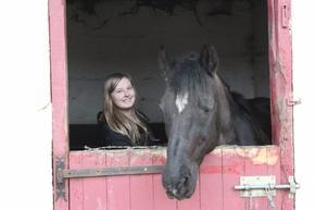 Monter un cheval vous donne un goût de liberté. Helen Thomson