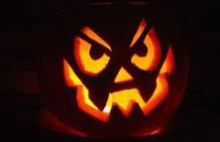 C'est halloween sur mon blog !!!
