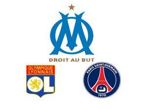 L'OM devance l'OL et le PSG au classement des marques de football