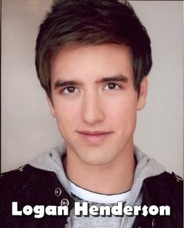 Biographie de Logan Phillip Henderson  . ♂ .