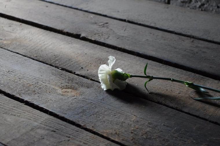 Parfois il n'y a pas de mot, alors on met une fleur.