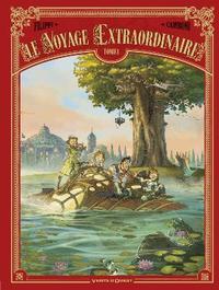 # 9 Le voyage extraordinaire, BD