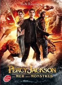 # 15 Percy Jackson, roman