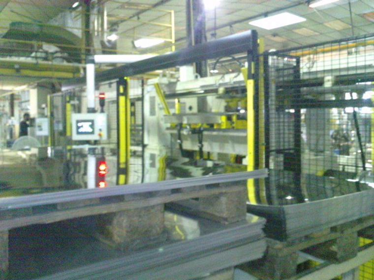 formation chez poujoulat avec visite de l'usine