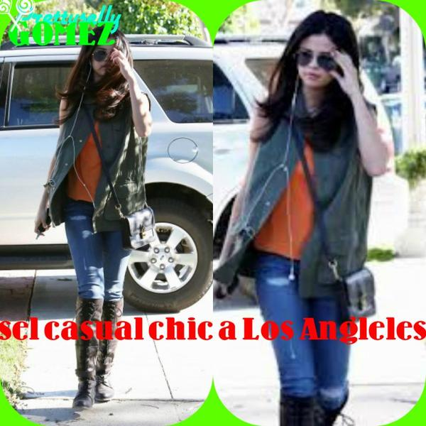 Selena's clothes and news !