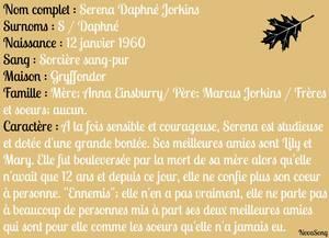 Serena Jorkins