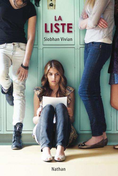 Roman : La Liste - Siobhan Vivian