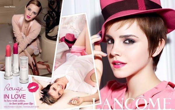 . ● De nouvelles photos de Rouge In Love sont apparues ainsi qu'un article provenant de  Vogue France . .