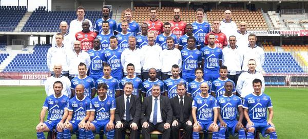 Effectif de l'ESTAC