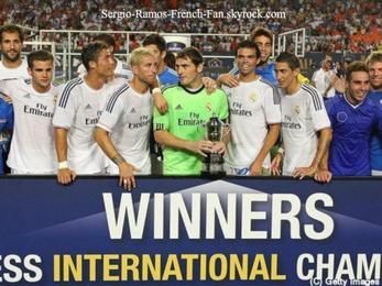 Chelsea-Réal Madrid 1-3