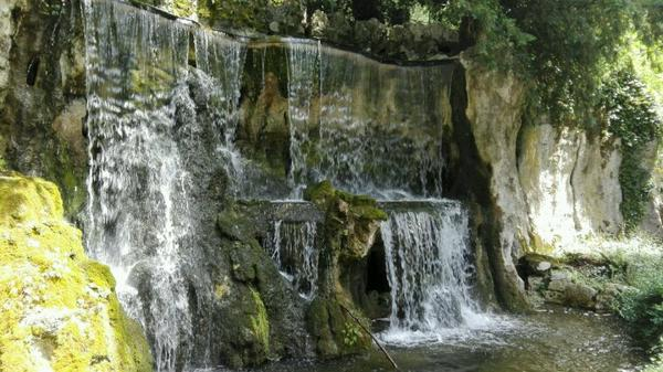 Parc micaud a Besançon