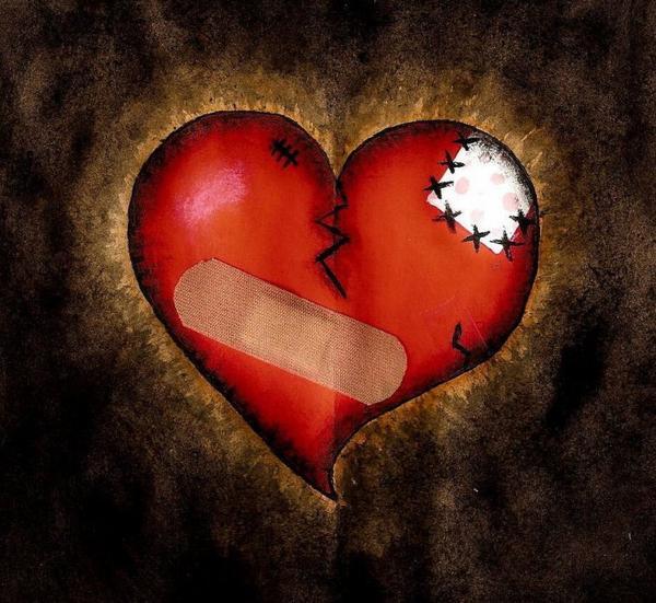 voilas ou en es mon tit coeur aujourdui  :-(  il sais casser