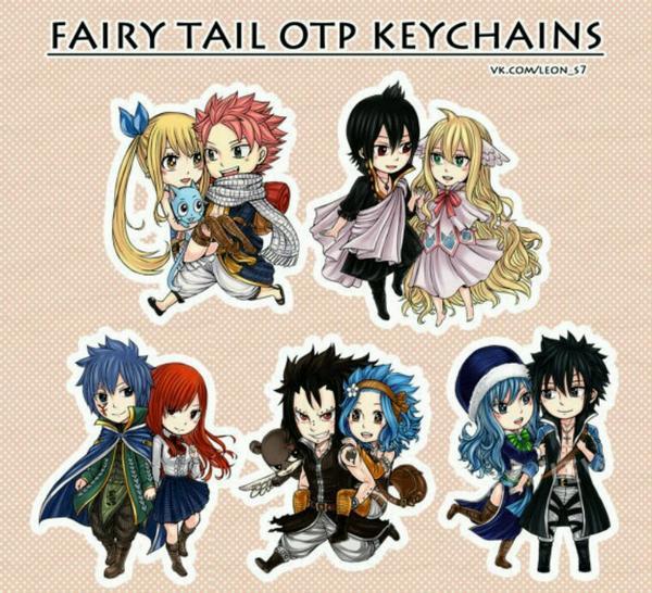 ♥Otp keychains.♥