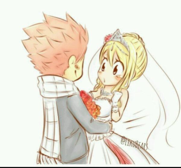 Nalu mariage.