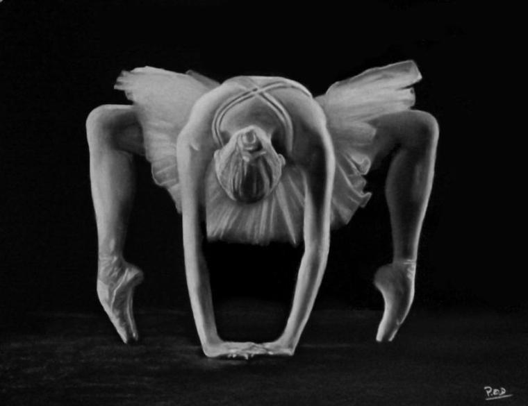 La danse est le plus sublime, le plus émouvant, le plus beau de tous les arts, parce qu'elle n'est pas une simple traduction ou abstraction de la vie. - ○