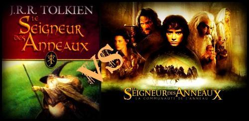 Le Seigneur des Anneaux : Tolkien ou ... Peter Jackson ?
