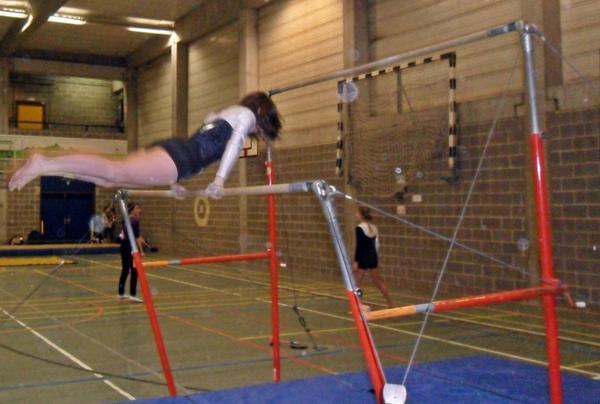 Gymnastique artistique <3 !