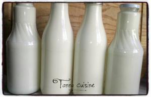 Yaourt au lait de ferme dans la multi délices