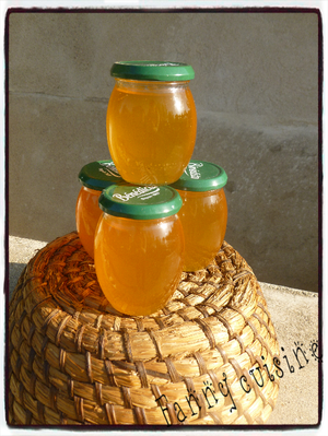 Cramaillotte ou miel de pissenlit