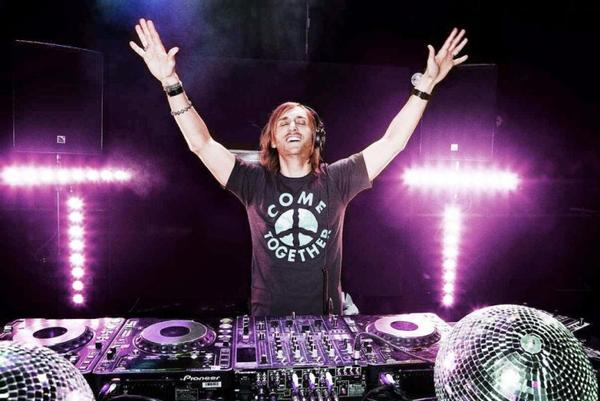 DAVIDE GUETTA ? AVICI? SWEDISH HOUSE MAFIA?