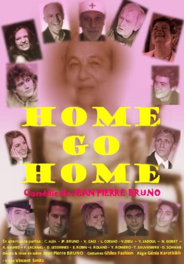 HOME GO HOME