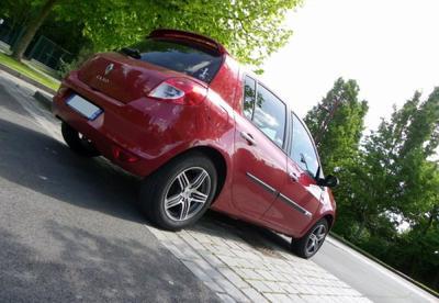 Renault Clio 3.2 Dynamique dCi 70