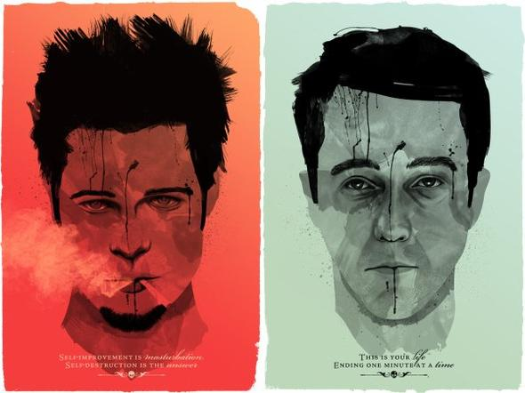 Fight Club : Best movie forever