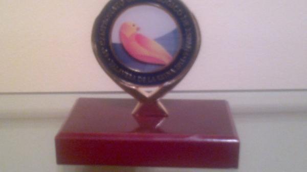 46º CAMPEONATO ORNITOLOGICO DE ESPAÑA FOCDE 2011