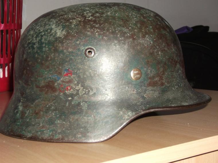16 Juillet 2011- Photo casque allemand