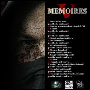MEMOIRES V