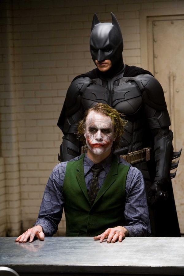 """Citations Cultes """"Batman The Dark Knight"""""""