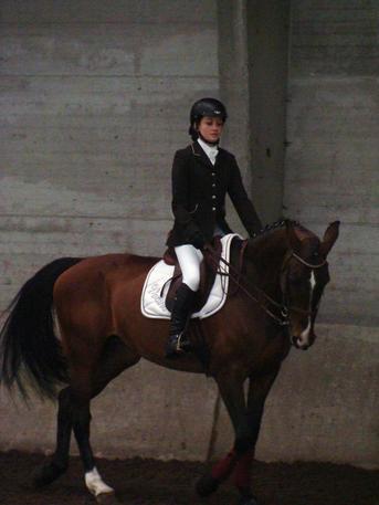 Concours dressage Amateur Dressage le 29/04/2012