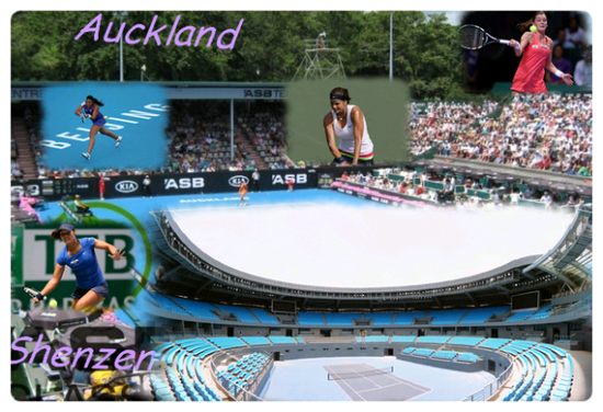 Présentation & Résultat  Tournois >> Shenzen et Auckland