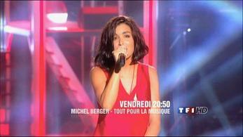 Jenifer - Quelques mots d'amour - Special Michel Berger