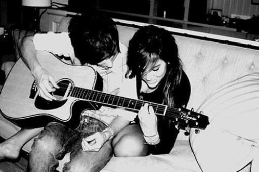 Tu es cette note de musique qui accompagne les battements de mon coeur
