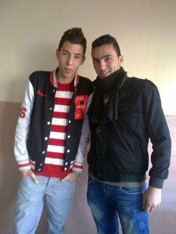 moi et mon ami ahmed