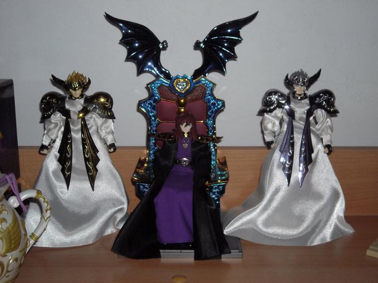 Hypnos, Thanatos et Shun-Hades