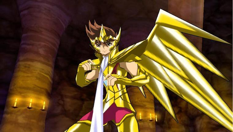 Saint Seiya ~ Omega : Ultimate Cosmos