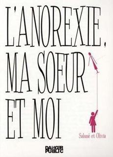 livres sur l'anorexie
