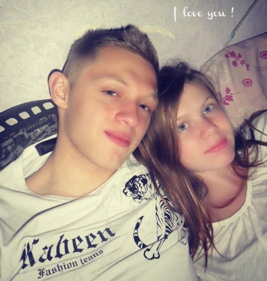 Marine & Christopher ♥