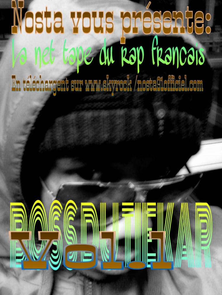 BOSS DU TIEKAR / LA RUE TE MITRAILLE.INDEZIRABLES MC'S (2011)