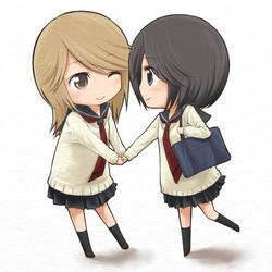 Girl Friends (+ 16 ans)