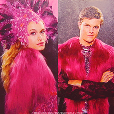 Tenues Hunger Games