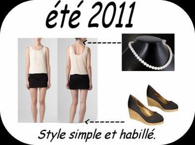 Article spécial Mode 2011