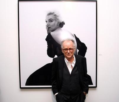 Décès du photographe Bert Stern