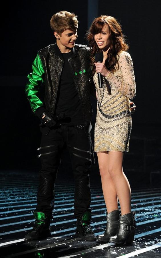 """""""Justin Bieber enflamme la scène d'Xfactor US !"""""""
