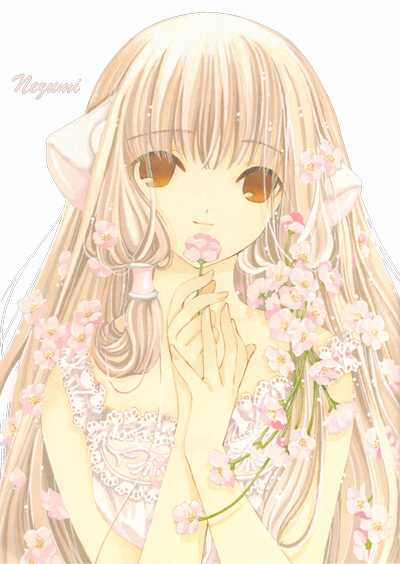 Let me be with you- Chobits