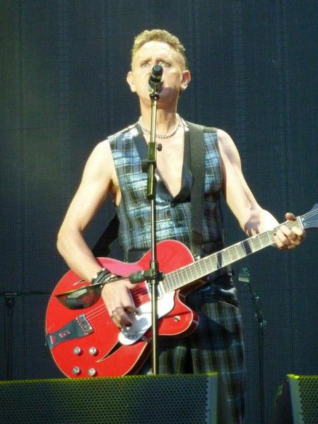 Depeche Mode : stade de France (Mis à jour)