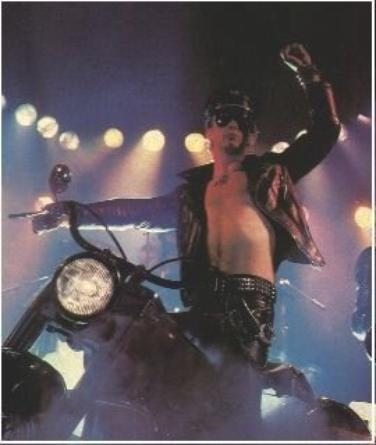 Interview de Rob Halford