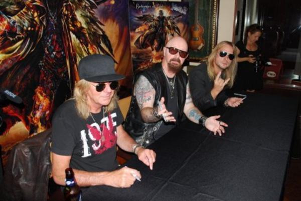 Et sinon, Judas Priest au Hellfest, on en parle ?